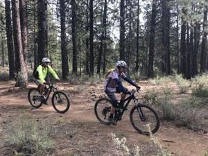 Tips for mountain biking during pandemic