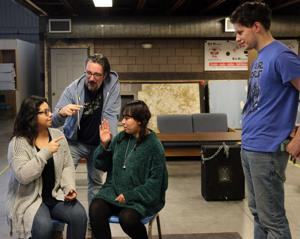 WNCC introduces class to teach theater to youth