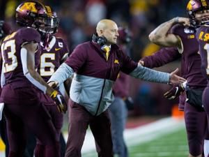 Minnesota and coach P.J. Fleck agree to 7-year contract extension