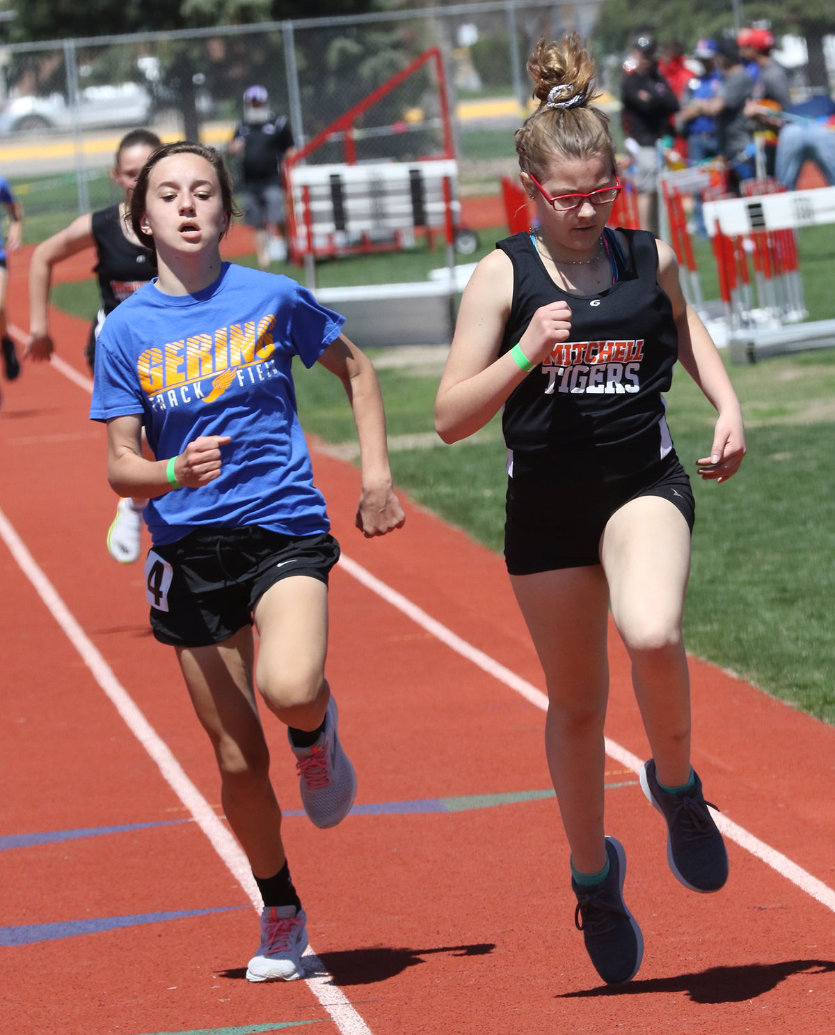 Field Classic Middle School Results
