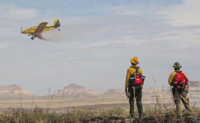 West Nebraska Engine Academy hosts around 240 firefighters for wildfire training
