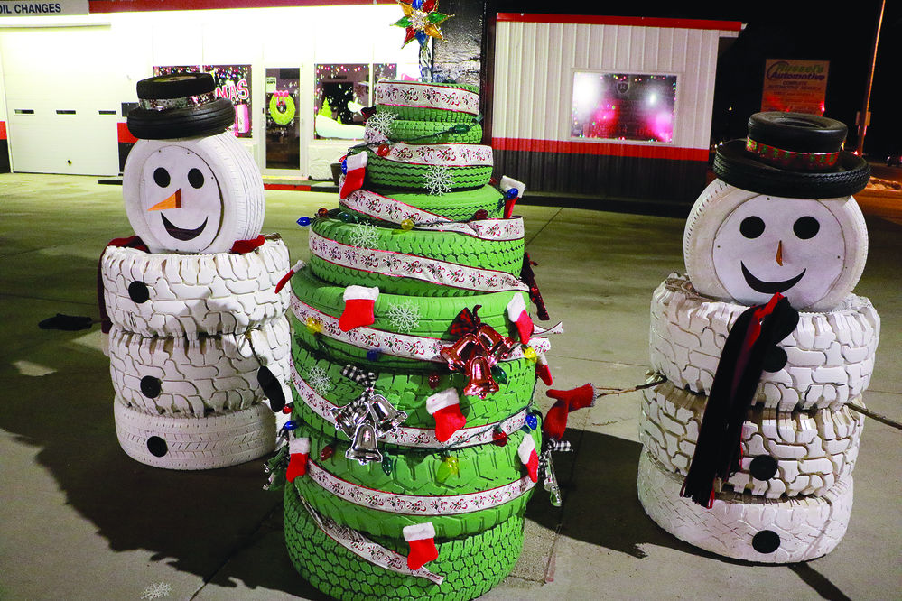Scottsbluff FFA and United Way Christmas Contest