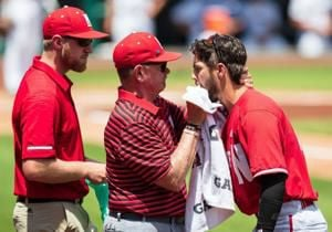 Husker baseball notes: Missing teeth may not keep Alex Henwood out of the regionals
