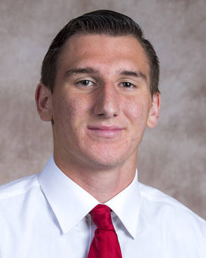 Huskers sophomore Spencer Powell rises from 'Rudy' tryout to pole vault star