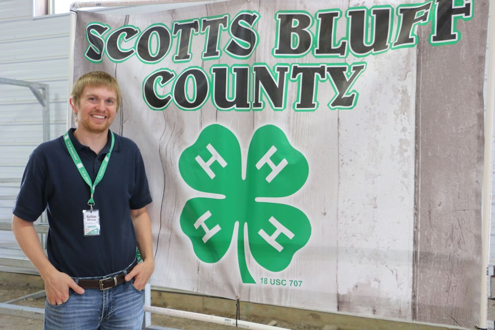 SCOTTS BLUFF COUNTY FAIR Sheep show gets new manager