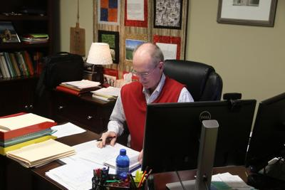 UNL Panhandle Research and Extension Center director Jack Whittier
