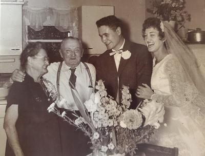 Every Picture Tells A Story - Larry and Bonnie Riggs Anniversary