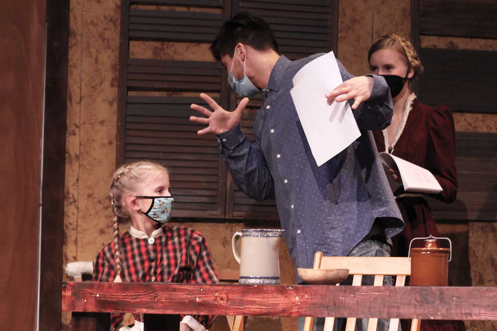 WNCC sophomore directs his first collegiate production amidst a pandemic