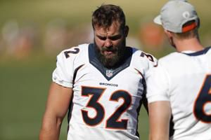Former Husker Andy Janovich will reportedly miss start of Broncos' season with pectoral injury