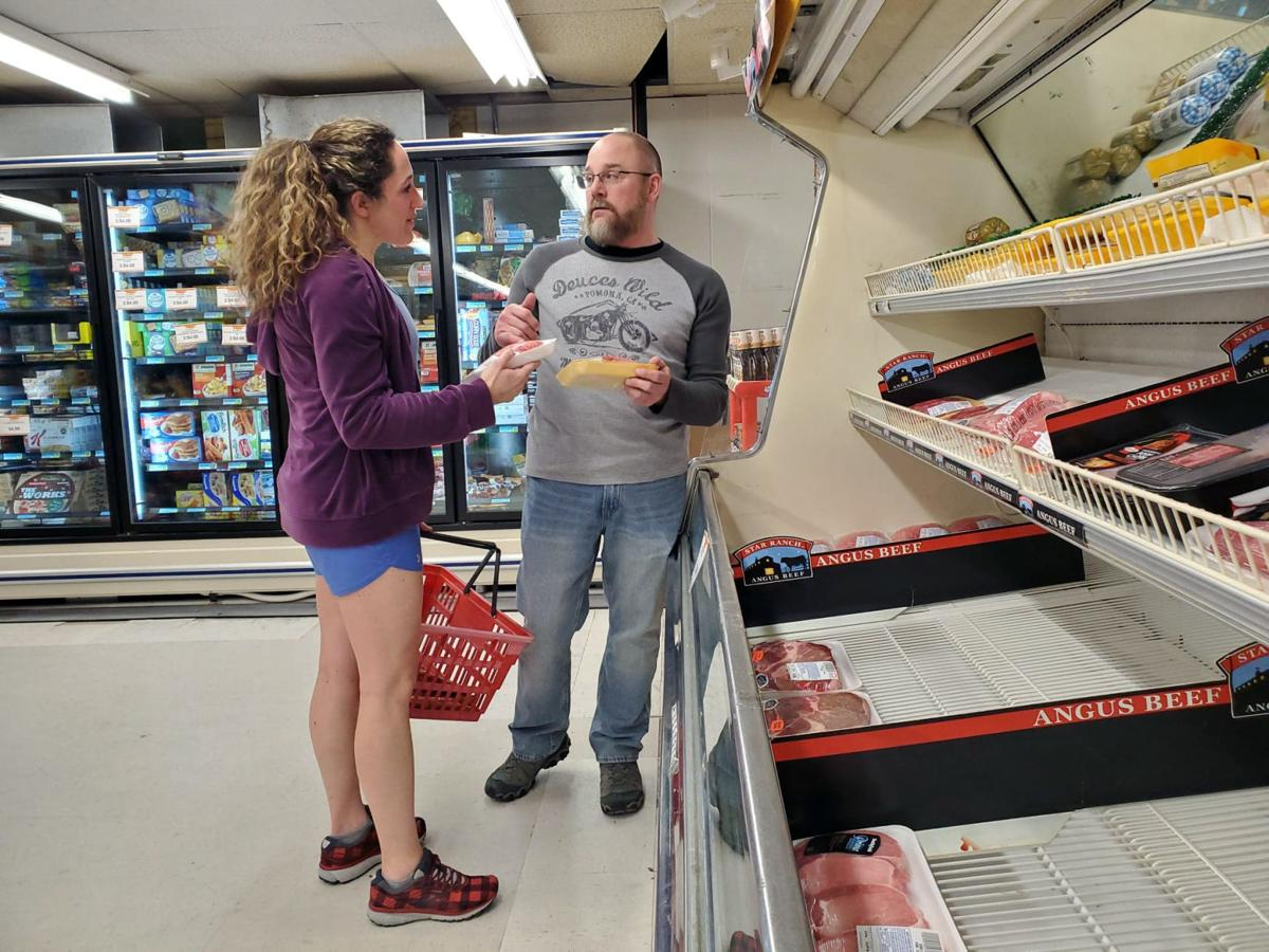 Hemingford markets work hard to meet the demand as people prepare