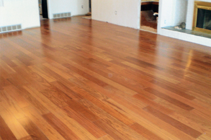A & R Flooring Work Example 1