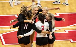 Husker volleyball is No. 5 seed, but Nebraska must go through Wisconsin to make Final Four