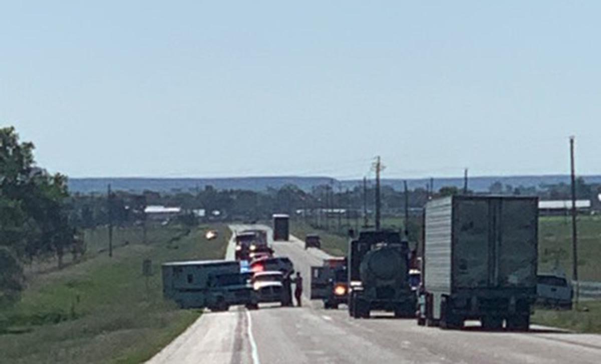 Nebraska State Patrol trooper killed in collision honored with