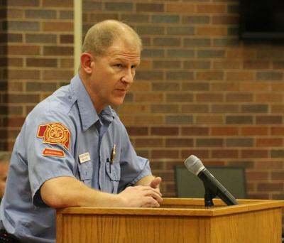 Council approves firefighter compensation