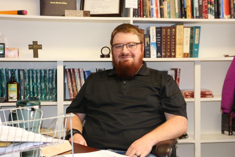 Pastor Ben Poole begins tenure with an empty sanctuary