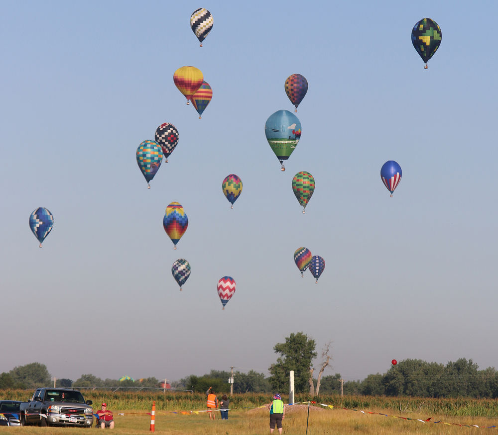 Scottsbluff approves LB 840 funds for balloon festival