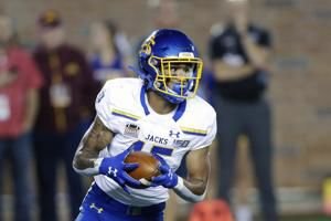 Cade Johnson, other Nebraskans at South Dakota State 'bummed' they won't get to take on Huskers