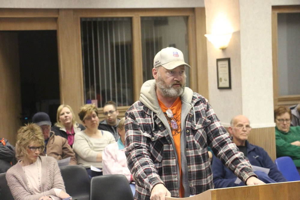 Mitchell Committee to seek changes for downtown area