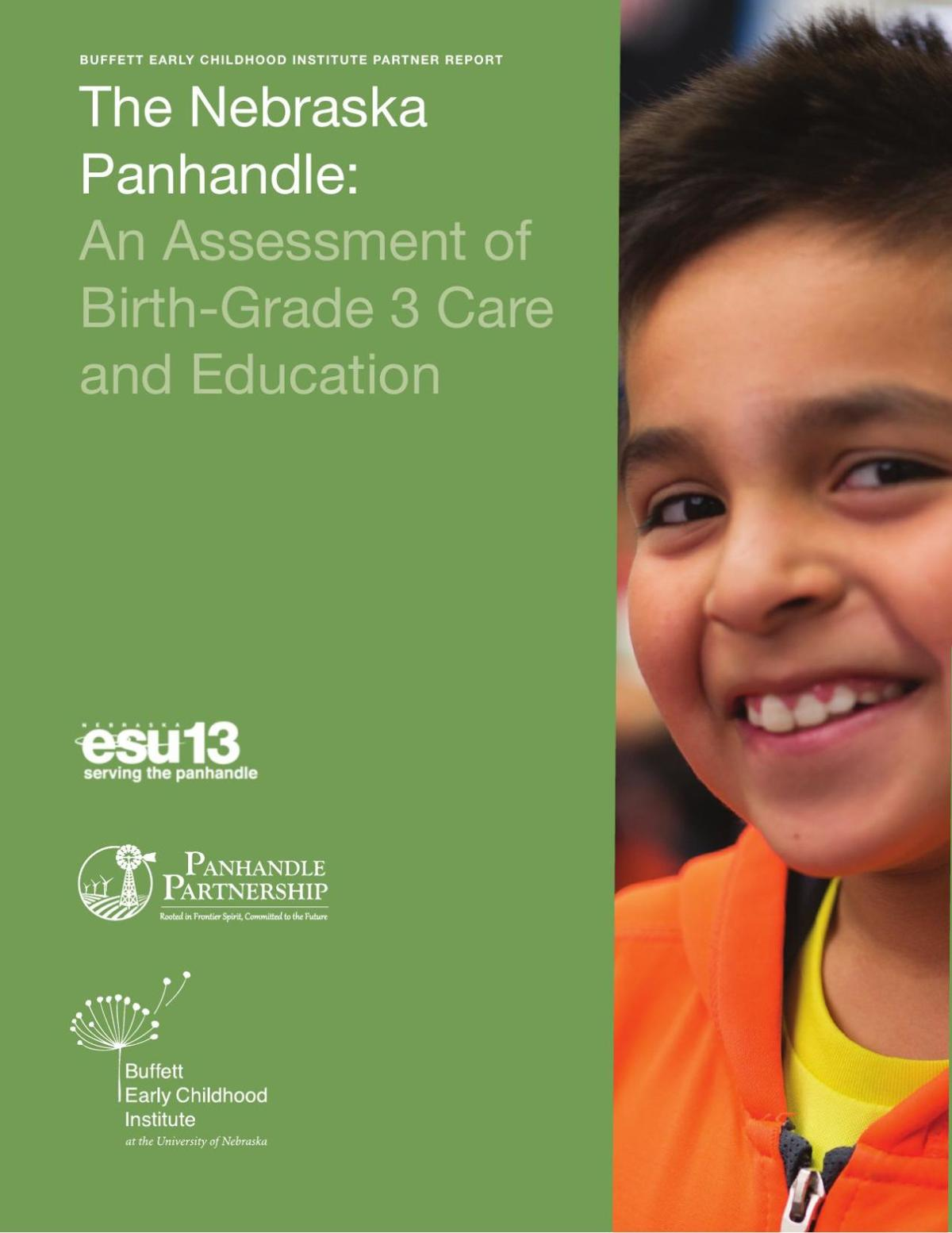 The Nebraska Panhandle: An Assessment of Birth-Grade 3 Care and Education