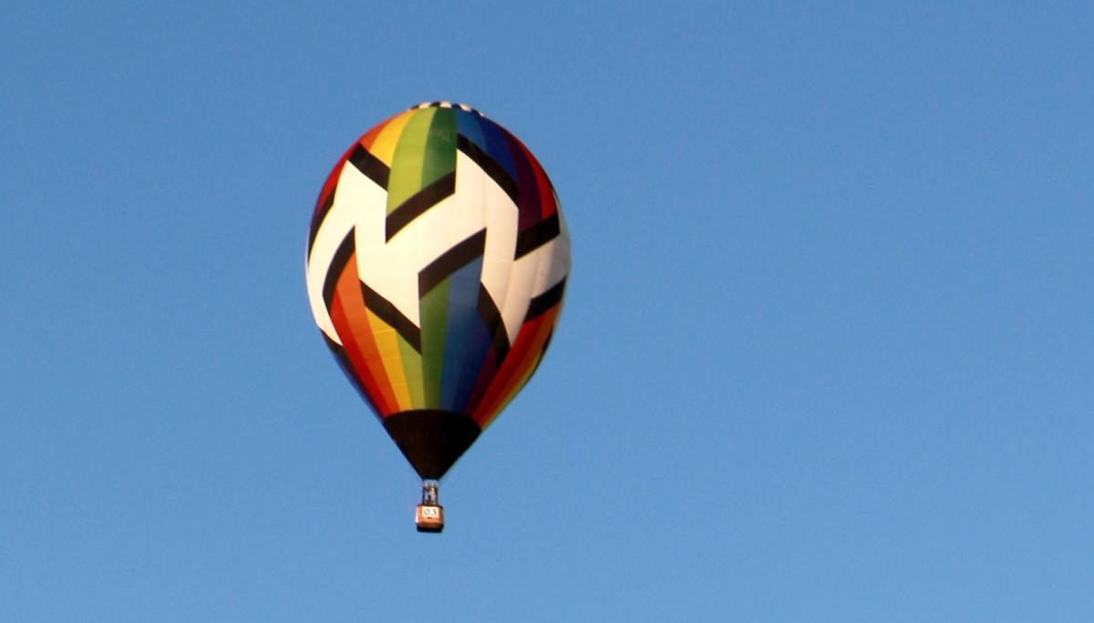 PHOTOS: U.S. National Hot Air Balloon Championship Top Ten task one