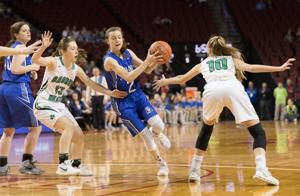 Committing to Nebraska is a decision Humphrey St. Francis guard Allison Weidner always 'dreamed of'​