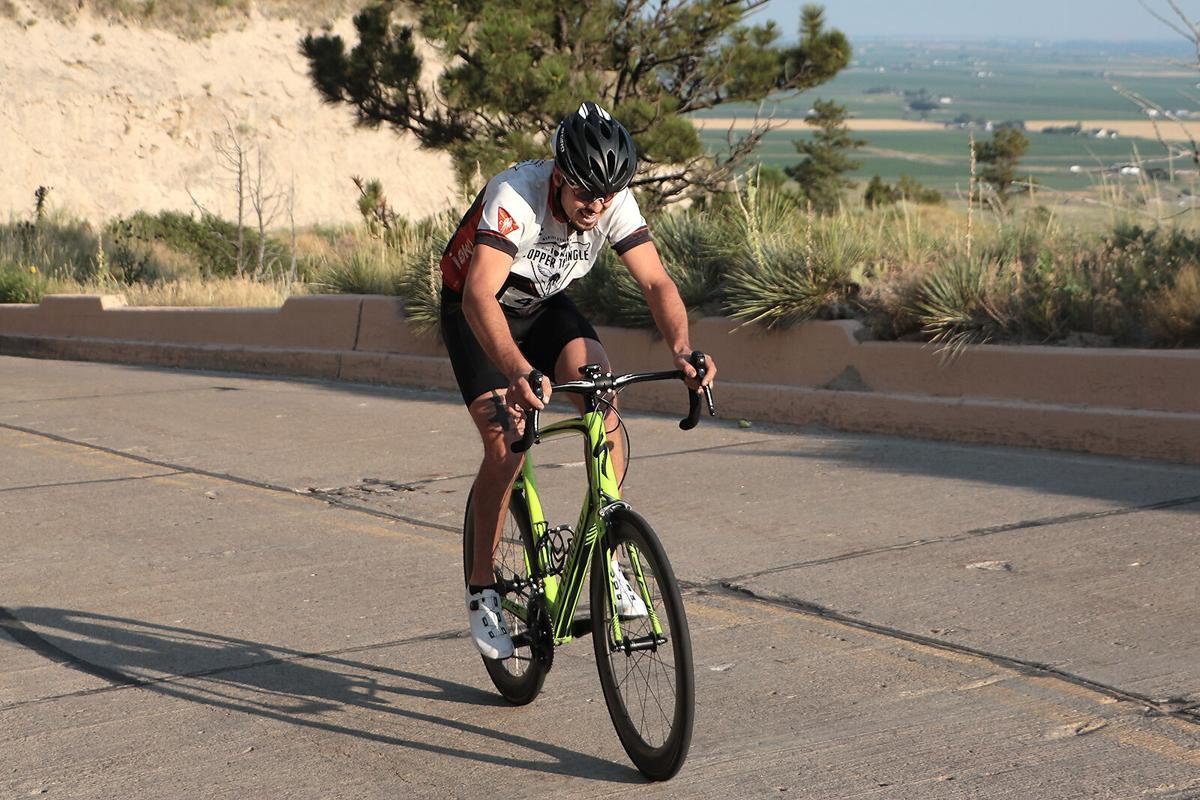 Wagner earns overall title at the Oregon Trail Days Hill Climb