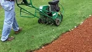 We offer Aeration Services