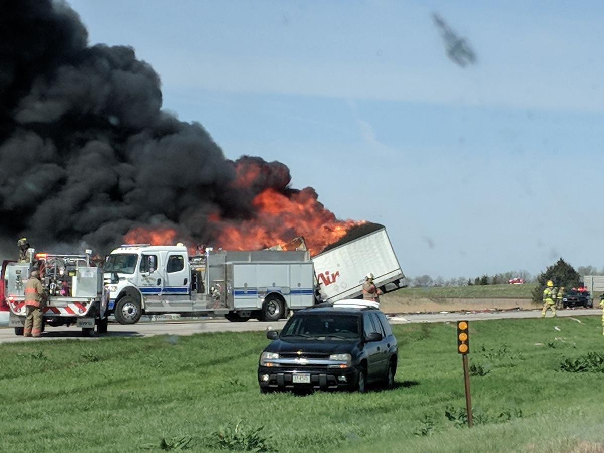 Nebraska State Patrol investigating multiple fatal crashes on Interstate 80