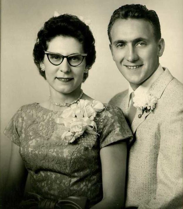 Bob and Minetta Coover