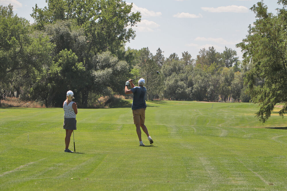 Chimney Rock Golf Course offers unique experience