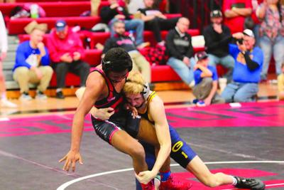 Hard work paying off for Gering's Paul Ruff