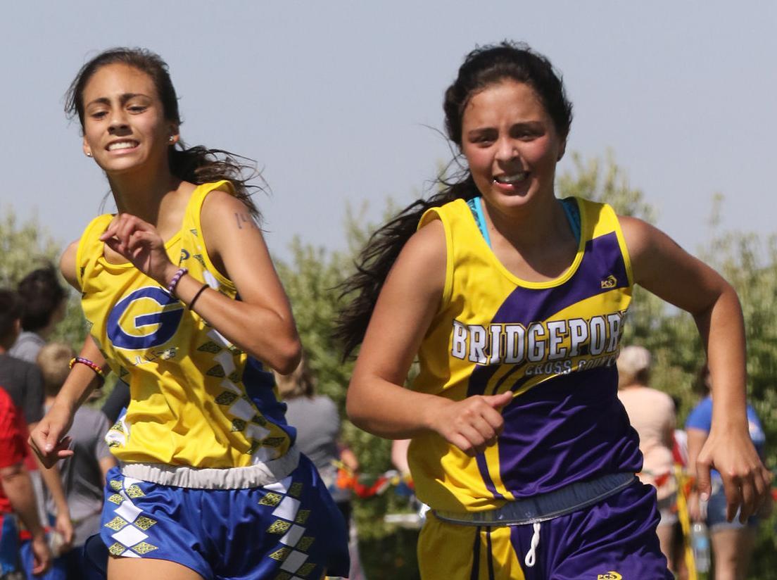 Photos: Gering cross country invite girls