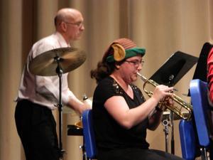 EWC hosts annual music concert