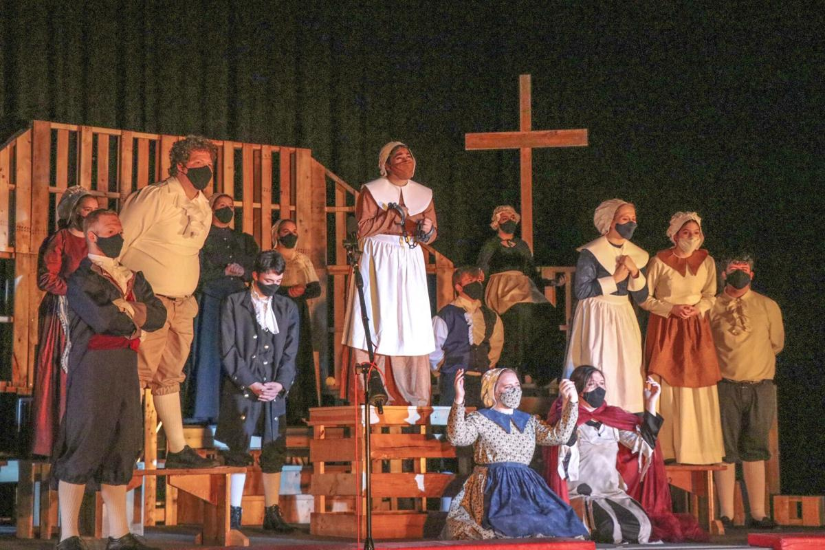 Hemingford One-Act on a Witch Hunt to Claim Top Honors this Season