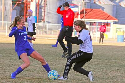 Torrington girls take a 2-0 win over Gering