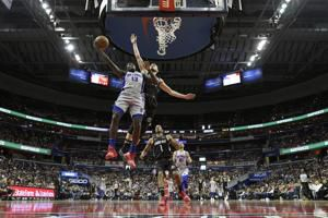 NBA Summer League: Former CU standout Khyri Thomas scores 11 in Detroit's win over Indiana