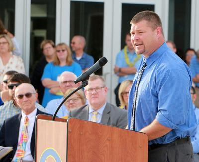 Meet the new staff at GPS: Rocky Schneider, Gering High School principal