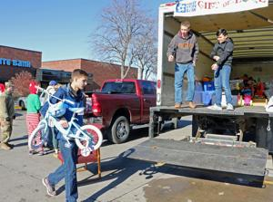 Saturday's Truck of Love closes out 37th Gift of Love Campaign