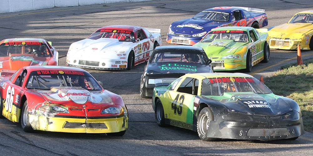 Hiway Raceway Park Ready To Go Green Under New Owners Local