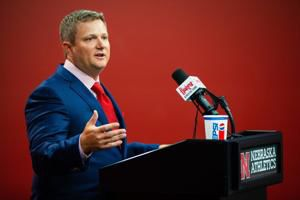 'The honor of a lifetime': Will Bolt introduced as baseball coach in another Husker homecoming