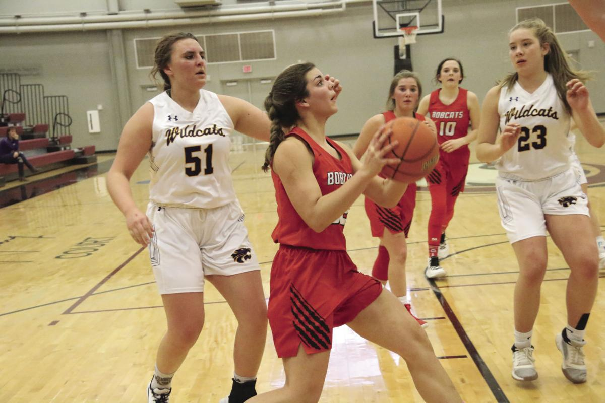 Bobcats compete in holiday tournament