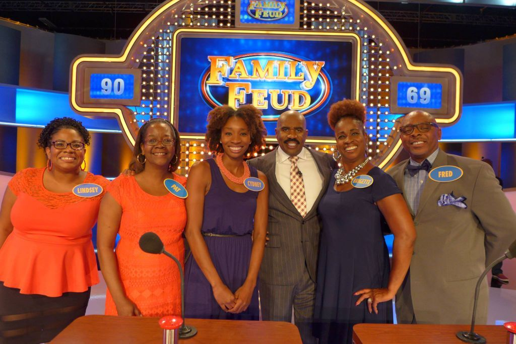 Omaha Family Wins Top Prize On Family Feud Shows Steve
