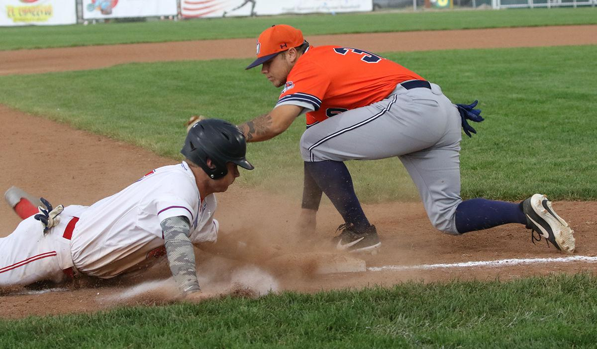 Photos: Casper Horseheads at Western Nebraska Pioneers 6-2
