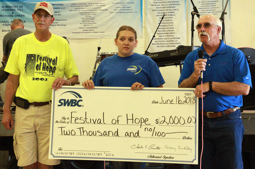 Festival of Hope raises money for cancer patients | Local News