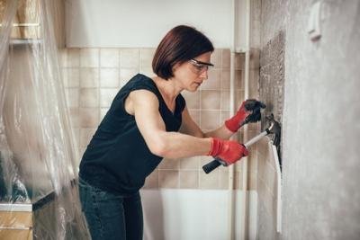 Saving 1% of the property's value is a good starting point for maintenance expenses per year.