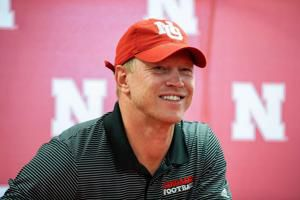 Video: Huskers and Scott Frost at season opening press conference