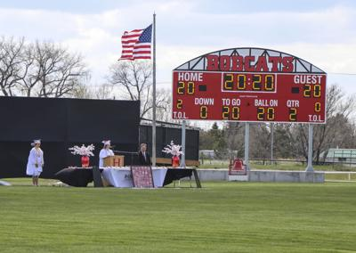 Historic Hemingford High School 2020 Graduation