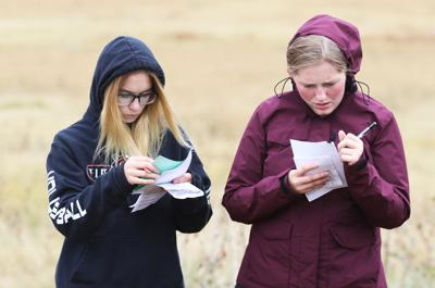 Judging the land: Students compete in annual competition