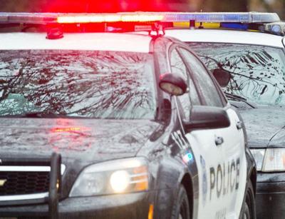 Police car teaser -- day