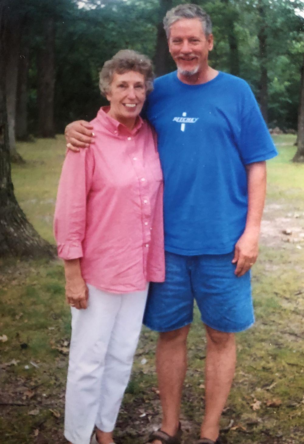 Ron and Ellen Ritchey
